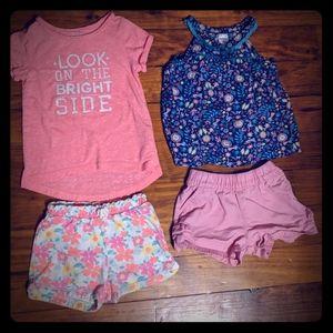 Girls summer bundle